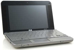 hp 2133 mini-note, photo by notebookreview.com